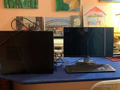 Monitor e computer Dell