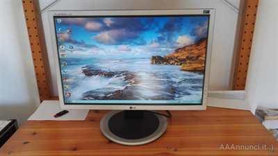 """Monitor LCD TFT LG Flatron l204wt-sf 20"""""""