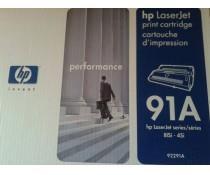 Toner originale HP91A a 20 euro