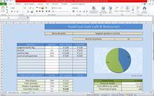 Programma completo per calcolare il FOODCOST