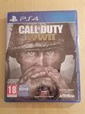 Call Of Duty World War 2 NUOVO SIGILLATO PS4