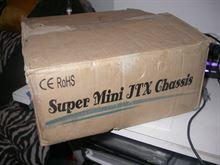 Itx Chassis per Mini PC / 12V