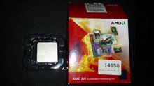 Processore CPU AMD A4 - 3300