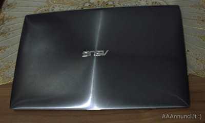 Notebook Zenbook Asus UX21E i5 4gb Ram 128 gb SSD