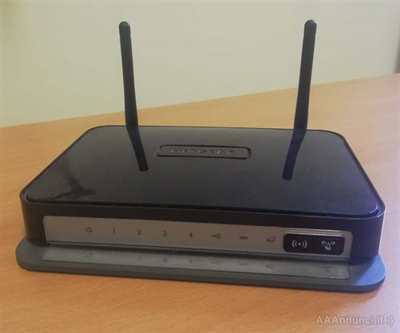 NETGEAR Modem Router DGN2200v3 –N300 Wireless ADSL2+