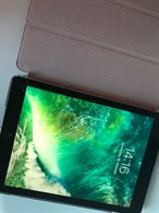 Apple iPad 6. generation 128 GB grigio + cavo + custodia