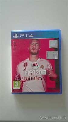FIFA 20 e PES 18 per PS4