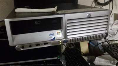 PC Core2 Duo 4GB Ram DDR2, 320 GB HD