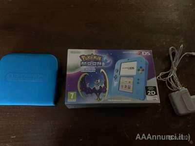 Edizione Limitata Nintendo 2DS Pokémon Luna