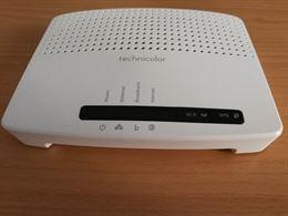 Modem Router ADSL Wi-Fi Technicolor