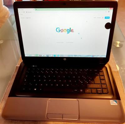 Notebook HP usato pochi mesi